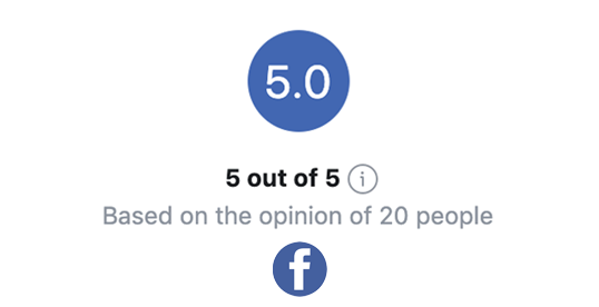 Movewell Soft Tissue Therapy has a 5 out of 5 rating on Facebook