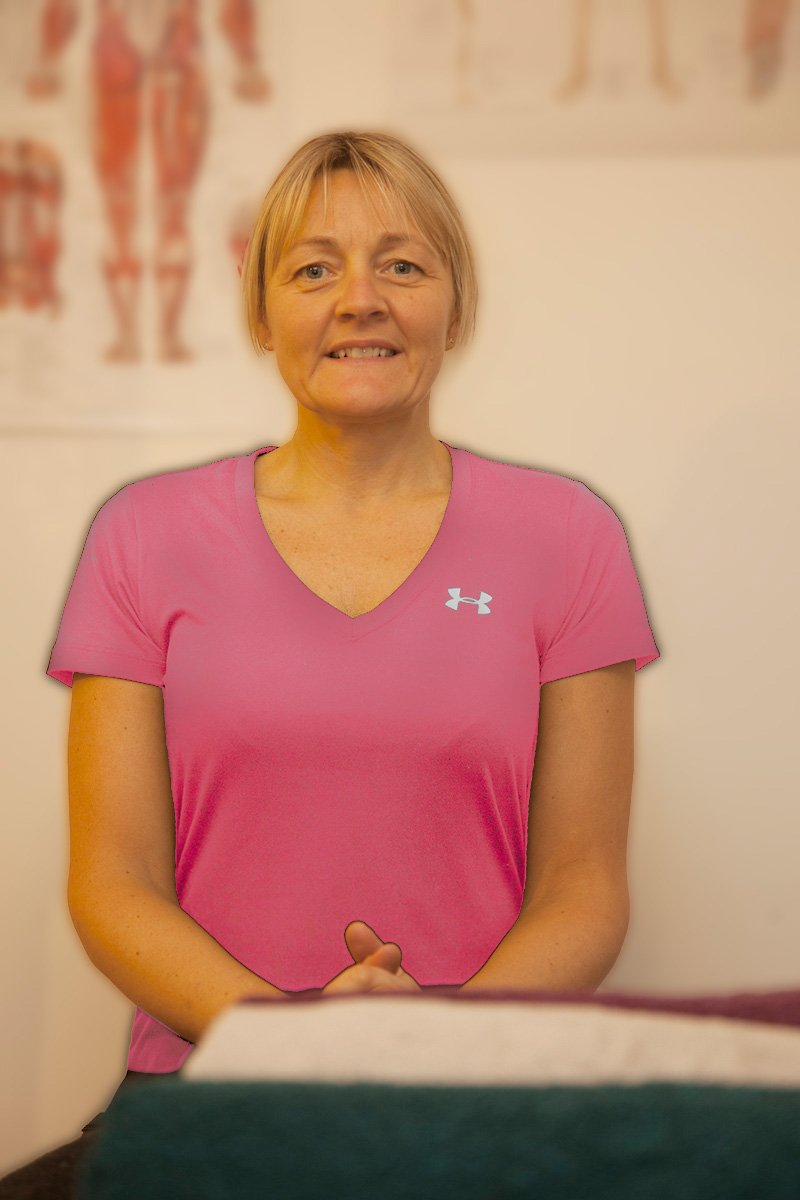 Katie Evans is Cornwall's leading Soft Tissue Therapist